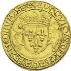 Photo numismatique  ARCHIVES VENTE 2013 -Coll J.R. ROYALES FRANCAISES LOUIS XII (8 avril 1498-31 décembre 1514)  67- Ecu d'or au porc-épic, frappé à Lyon (19 novembre 1507).