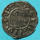 Photo numismatique  MONNAIES BARONNIALES Evêché de MEAUX ETIENNE de La Chapelle (1161-1171) Denier.
