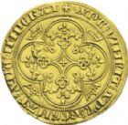 Photo numismatique  ARCHIVES VENTE 2013 -Coll J.R. ROYALES FRANCAISES PHILIPPE VI DE VALOIS(1er avril 1328-22 août 1350)  31- Pavillon d'or (8 juin 1339).