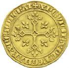Photo numismatique  ARCHIVES VENTE 2013 -Coll J.R. ROYALES FRANCAISES PHILIPPE IV LE BEL (5 octobre 1285-30 novembre 1314)  21- Florin d'or dit « à la Reine » (1305).