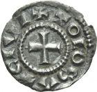 Photo numismatique  ARCHIVES VENTE 2013 -Coll J.R. CAROLINGIENS EUDES (888-898)  19- Denier de Toulouse (Haute-Garonne).