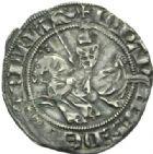 Photo numismatique  MONNAIES BARONNIALES Seigneurie de CREVECOEUR JEAN de Flandre (1308/1310-1324) Baudekin, 3e émission 1311/1312.