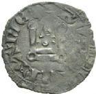 Photo numismatique  MONNAIES BARONNIALES Duché d'AQUITAINE EDOUARD III (1327-1362) Gros tournois au léopard au-dessus, de poids réduit.