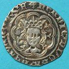 Photo numismatique  MONNAIES BARONNIALES Territoire de CALAIS HENRI VI, roi d'Angleterre (1422-1453)  Demi-gros.