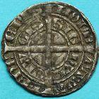 Photo numismatique  MONNAIES BARONNIALES Comté de HAINAUT GUILLAUME Ier (1304-1337) Petit gros de Valenciennes.