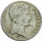 Photo numismatique  MONNAIES MODERNES FRANÇAISES NAPOLEON Ier, empereur (18 mai 1804- 6 avril 1814)  5 francs, Strasbourg 1806.