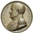 Photo numismatique  MEDAILLES MODERNES FRANÇAISES NAPOLEON Ier, empereur (18 mai 1804- 6 avril 1814)  Mémorial de Saint-Hélène, 1840.