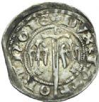 Photo numismatique  MONNAIES BARONNIALES Duché de LORRAINE JEAN Ier (1346-1389) Quart de gros.