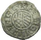 Photo numismatique  MONNAIES BARONNIALES Vicomté de LIMOGES ARTHUR duc de BRETAGNE (1275-1301) Obole.