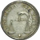 Photo numismatique  MONNAIES MONNAIES DU MONDE ITALIE SAINT-SIEGE, Alexandre VII (1655-1667) Teston.