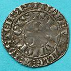 Photo numismatique  MONNAIES BARONNIALES Comté de FLANDRE ROBERT de BÉTHUNE (1305-1322) Baudekin de l'émission de 1309.
