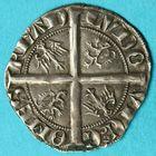 Photo numismatique  MONNAIES BARONNIALES Comté de FLANDRE LOUIS de CRÉCY (1322-1346) Demi gros de Gand.
