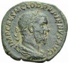 Photo numismatique  MONNAIES EMPIRE ROMAIN PUPIEN (238)  Sesterce.