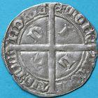 Photo numismatique  MONNAIES BARONNIALES Comté de FLANDRE PHILIPPE LE BON (1419-1467) Double gros cromsteert.