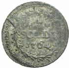 Photo numismatique  MONNAIES BARONNIALES CORSE, Pascal Paoli (1762-1768)  4 soldi, murato 1764.