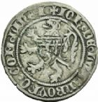 Photo numismatique  MONNAIES BARONNIALES Seigneurie d'ELINCOURT JEAN III de Luxembourg (1430-1440) Gros cromsteert.
