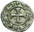 Photo numismatique  MONNAIES MONNAIES DU MONDE ITALIE SIENNE. (XIIIe siècle) Petit denier.