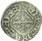Photo numismatique  MONNAIES BARONNIALES Comté de SOISSONS (XIe siècle) Denier.