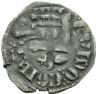 Photo numismatique  MONNAIES BARONNIALES Comté de BLOIS GUI Ier (1303-1342) Obole.