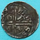 Photo numismatique  MONNAIES BARONNIALES Seigneurie de HERSTAL HENRI de Louvain (1254-1285) Esterlin.
