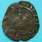 Photo numismatique  MONNAIES BARONNIALES Comté de LOOZ ARNOUL V (1279-1329) Denier tournois.
