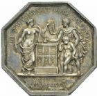 Photo numismatique  JETONS PERIODE MODERNE ASSURANCES La Nationale assurance vie Jeton.