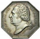 Photo numismatique  JETONS PERIODE MODERNE ASSURANCES Paris - Mutuelle des 4 départements Jeton.