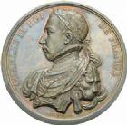 Photo numismatique  MEDAILLES ROYALES FRANCAISES CHARLES IX (5 décembre 1560-30 mai 1574)  Médaille de Caqué, 1835.