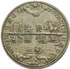 Photo numismatique  MEDAILLES ROYALES FRANCAISES HENRI IV (2 août 1589-14 mai 1610)  Paix avec la Ligue.