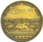 Photo numismatique  MEDAILLES ROYALES FRANCAISES LOUIS XIV (14 mai 1643-1er septembre 1715)  Château de Versailles, 1687.