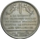 Photo numismatique  MEDAILLES MODERNES FRANÇAISES REVOLUTION FRANCAISE  La Commune de Paris, le 10 août 1792.