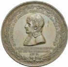 Photo numismatique  MEDAILLES MODERNES FRANÇAISES BONAPARTE, 1er consul (24 décembre 1799-18 mai 1804)  Bataille de Marengo, les 25/26 prairial an 8.