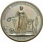 Photo numismatique  MEDAILLES MODERNES FRANÇAISES LE CONSULAT (à partir du 24 décembre 1799-18 mai 1804)  Société d'encouragement pour l'industrie, fondée en 1802.