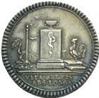 Photo numismatique  JETONS PERIODE MODERNE MEDECINE, SANTE Société médico-pratique Jeton, 1808.
