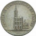 Photo numismatique  MEDAILLES MODERNES FRANÇAISES NAPOLEON Ier, empereur (18 mai 1804- 6 avril 1814)  Entrée de Marie-Louise à Strasbourg, le 22 mars 1810.