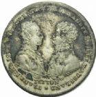 Photo numismatique  MEDAILLES MODERNES FRANÇAISES NAPOLEON Ier, empereur (18 mai 1804- 6 avril 1814)  Bataille de Leipzick, octobre 1813.