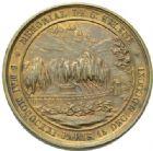 Photo numismatique  MEDAILLES MODERNES FRANÇAISES NAPOLEON Ier, empereur (18 mai 1804- 6 avril 1814)  Translation aux Invalides du corps de Napoléon, 15 déc. 1840.