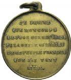 Photo numismatique  MEDAILLES MODERNES FRANÇAISES NAPOLEON Ier, empereur (18 mai 1804- 6 avril 1814)  Translation au Invalides, 1840.