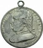 Photo numismatique  MEDAILLES MODERNES FRANÇAISES LOUIS XVIII, 1ère restauration (3 mai 1814-20 mars 1815)