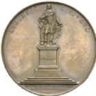 Photo numismatique  MEDAILLES MODERNES FRANÇAISES LOUIS XVIII, 2e restauration (8 juillet 1815-16 septembre 1824)  Erection de la statue de Turenne à Sedan, le 25 août 1823.