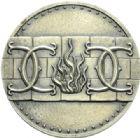Photo numismatique  MEDAILLES PERIODE MODERNE VILLES CHAUMONT-SUR-LOIRE (Loir-et-Cher) Château de Chaumont.