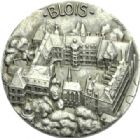 Photo numismatique  MEDAILLES PÉRIODE MODERNE VILLES BLOIS (Loir-et-Cher) Château de Blois.
