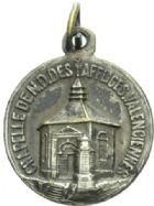 Photo numismatique  MEDAILLES PERIODE MODERNE VILLES VALENCIENNES (Nord) Notre-Dame des Affligés.