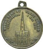 Photo numismatique  JETONS PERIODE MODERNE VILLES VALENCIENNES (Nord) Lefevre horloger.