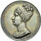 Photo numismatique  MEDAILLES PÉRIODE MODERNE VILLES VALENCIENNES (Nord) Société d'agriculture, sciences et arts, 1851.
