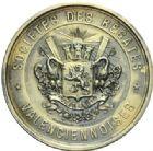 Photo numismatique  MEDAILLES PÉRIODE MODERNE VILLES VALENCIENNES (Nord) Sociétés des Régates valenciennoises.