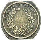Photo numismatique  JETONS JETONS ET MEDAILLES DES MINES Mines de VIEUX-CONDE (Nord)  Jeton d'Hercheur.