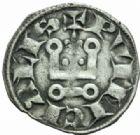 Photo numismatique  MONNAIES BARONNIALES Comté de PROVENCE CHARLES Ier d'ANJOU (1246-1285) Denier tournois provençal, 1246-1266.