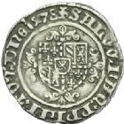 Photo numismatique  MONNAIES BARONNIALES Duché de BOURGOGNE MARIE DE BOURGOGNE (1477-1482) Double briquet, Flandre 1478.