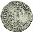 Photo numismatique  MONNAIES BARONNIALES Duché de BOURGOGNE MARIE DE BOURGOGNE (1477-1482) Gros, Flandre, Bruges 1479.